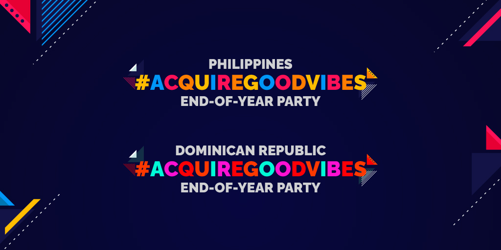 Celebrating our teams' tenacity with end-of-year parties in Melbourne, Manila & Santo Domingo
